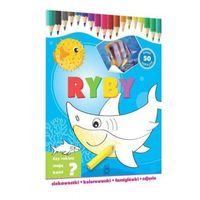 Kolorowanki, Ryby-ciekawostki, kolorowanki, łamigłówki, zdjęcia
