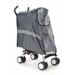 Folia przeciwdeszczowa wózka spacerówki na rzep