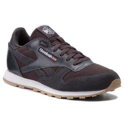 Buty Reebok - Cl Leather Estl CN1142 Coal/White