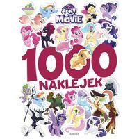 Kolorowanki, My Little Pony The Movie, 1000 naklejek - Opracowanie zbiorowe OD 24,99zł DARMOWA DOSTAWA KIOSK RUCHU