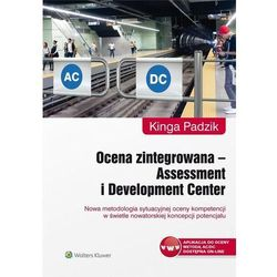 Ocena zintegrowana Assessment i Development Center - Dostawa 0 zł (opr. twarda)
