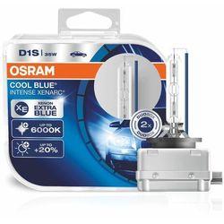 Osram D1S 35 W 66140CBI-HCB 2 szt. - Osram D1S Cool Blue Intense 6000k