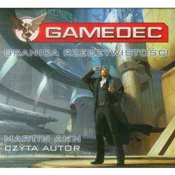 Gamedec Granica rzeczywistości (audiobook)