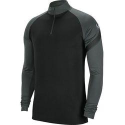 Bluza dziecięca Nike Dry Academy Dril Top czarno-szara BV6942 010