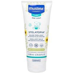 Mustela Bébé Stelatopia® Emollient Balm balsam do ciała 200 ml dla dzieci