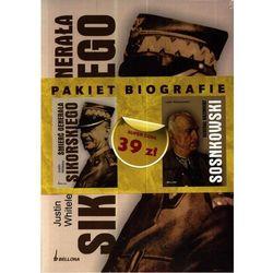 Biografie Śmierć generała Sikorskiego / Generał Kazimierz Sosnkowski (opr. miękka)