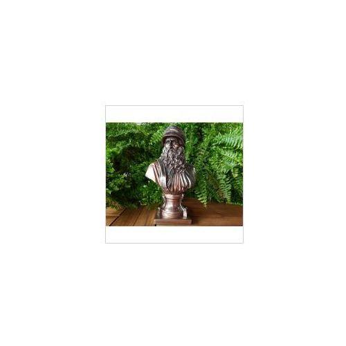 Rzeźby i figurki, RZEŹBA - POPIERSIE LEONARDO DA VINCI VERONESE (WU75536V4)