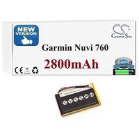 Pozostałe akcesoria GPS, BATERIA DO Garmin Nuvi 760 760T 765 765T 750 710