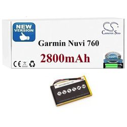BATERIA DO Garmin Nuvi 760 760T 765 765T 750 710