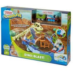 Lokomotywa 10BAR Dino-wystrzał Zestaw