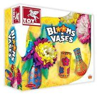 Kreatywne dla dzieci, Kwiatki w wazonach TOY KRAFT (14 39 535)