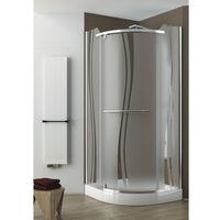 Kabiny prysznicowe, Aquaform Puenta swing 80 x 80 (100-06325)