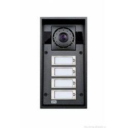 2N Helios IP Force Domofon czteroprzyciskowy, kamera HD