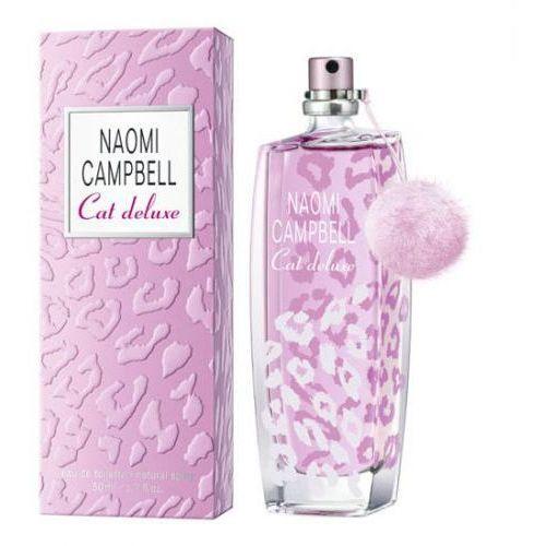 Wody toaletowe damskie, Naomi Campbell - Cat Deluxe - woda toaletowa (EDT) 30 ml spray