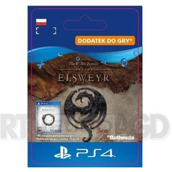 The Elder Scrolls Online: Elsweyr Collectors Edition Upgrade [kod aktywacyjny] PS4