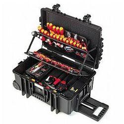 Wiha Zestaw narzędzi dla elektryków Competence XXL II zestaw mieszany w skrzynce narzędziowej 115-cz. (42069)