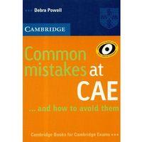 Książki medyczne, Common mistakes CAE (opr. miękka)