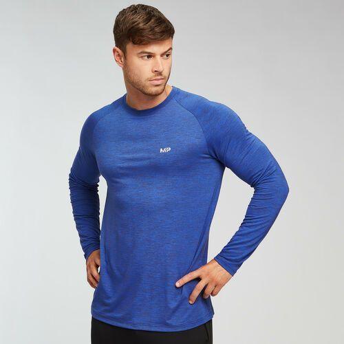 Pozostała odzież sportowa, MP Men's Performance Long-Sleeve Top - Colbalt Marl - M