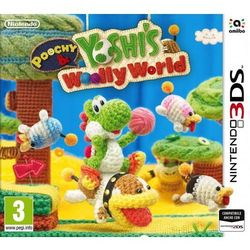 Poochy & Yoshi's Wolly World 3DS