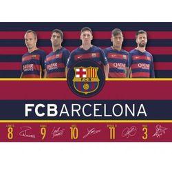 Podkładka na biurko FC-119 FC Barca Fan 4 ASTRA