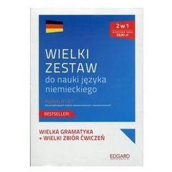 Wielki zestaw do nauki języka niemieckiego (opr. kartonowa)