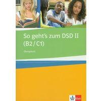 Językoznawstwo, So Geht's Zum Dsd Ii Ubungsbuch (opr. miękka)