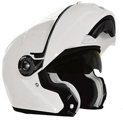 KASK OZONE FLIP UP WHITE