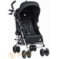 Wózki spacerowe, Od YouKids VUE wózek Baby Jogger wersja spacerowa z przekładanym siedziskiem black