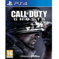 Gry PS4, Call of Duty Ghosts (PS4)