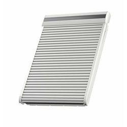 Roleta na okno dachowe VELUX SML MK06 78x118 zewnętrzna elektryczna tytan-cynk