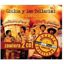 Giulia Y Los Tellarini (Box) [Edycja limitowana] (CD) - Giulia Y Los Tellarini
