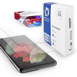2x Szkło Hartowane Whitestone Dome Glass do Samsung Galaxy S21 Ultra