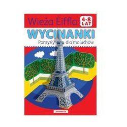 Wycinanki Wieża Eiffla - Praca zbiorowa