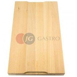 Deska drewniana 500x350x40 mm 344500