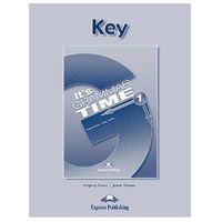 Książki do nauki języka, It's Grammar Time 1. Key (opr. broszurowa)