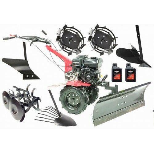 Maszyny i części rolnicze, Glebogryzarka kultywator Holida WM500 silnik Briggs Stratton CR 950 Zestaw Gigant
