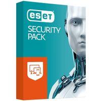 Oprogramowanie antywirusowe, ESET Security Pack Serial 1+1U - Nowa 24M