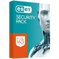 ESET Security Pack Serial 1+1U - Nowa 24M