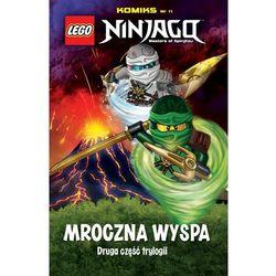 Mroczna wyspa 2 lego ninjago komiks tom 11