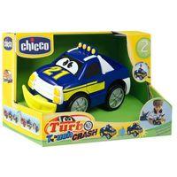 Osobowe dla dzieci, Auto Turbo Touch Crash niebieskie