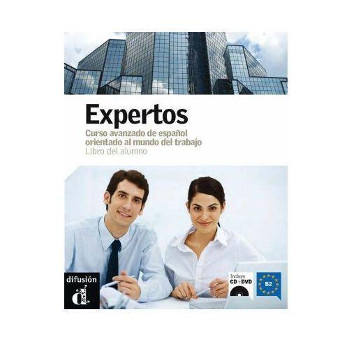 Książki do nauki języka, Expertos 1 Podręcznik + CD (opr. miękka)