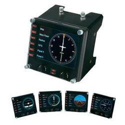 Kontroler LOGITECH G Saitek Pro Flight Instrument Panel + Zamów z DOSTAWĄ W PONIEDZIAŁEK! + DARMOWY TRANSPORT!