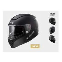 KASK LS2 FF390 BREAKER SOLID MATT BLACK ( czarny matt )