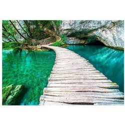 Fototapeta - Park Narodowy, Jeziora Plitwickie, Chorwacja