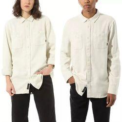 koszula VANS - Kyle Walker Ls Antique White (KS) rozmiar: XL