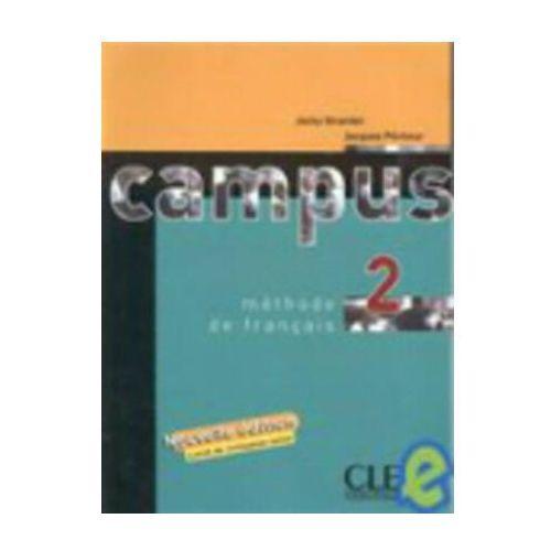 Książki do nauki języka, Campus 2 Podręcznik (opr. broszurowa)