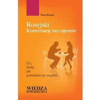 Książki do nauki języka, Rosyjski Konwersacje bez tajemnic (opr. miękka)