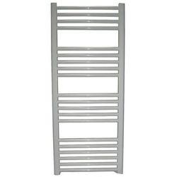 Grzejnik łazienkowy Wetherby wykończenie proste, 500x1200, Biały/RAL - paleta RAL