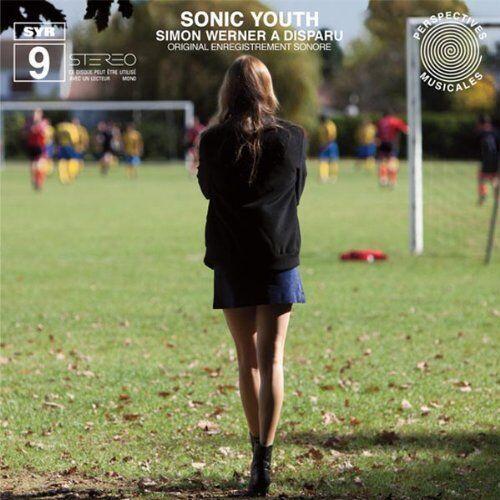 Pozostała muzyka rozrywkowa, Simon Werner A Disparu (original Enregistrement Sonore) - Sonic Youth (Płyta winylowa)