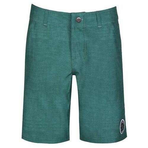 Kąpielówki, strój kąpielowy BENCH - Arcade Ripgo Green (GR077)